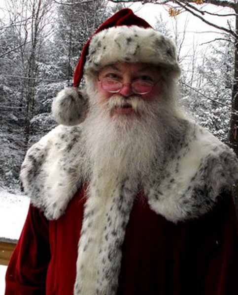 Santa A. Claus